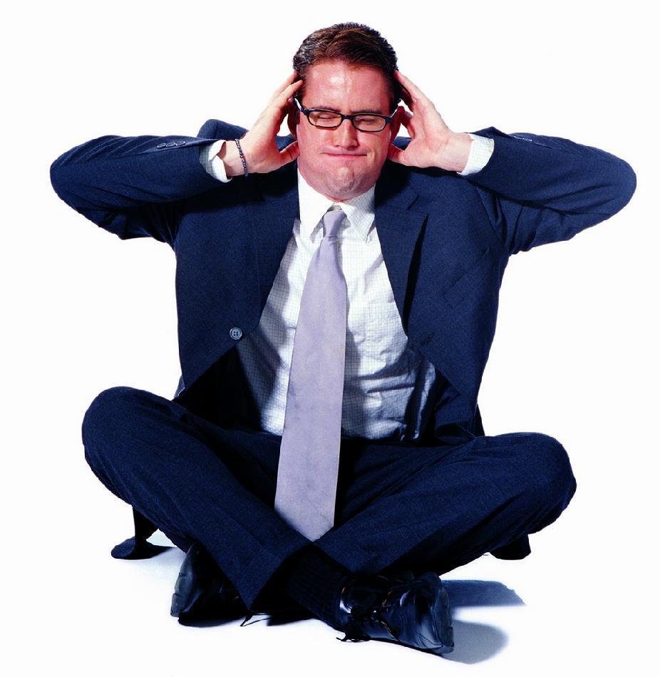 职场男性过度用眼 会影响视力健康