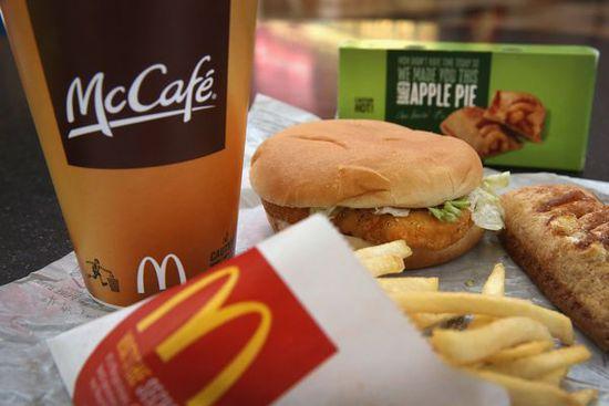 麦当劳在美将停用含抗生素鸡肉