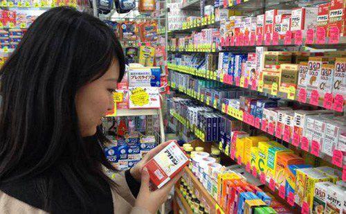 中国赴日旅客爱买药 专家:部分药品国内有