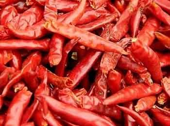 辣椒(红、尖、干)