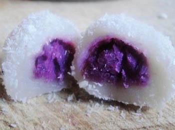 糯米(紫)