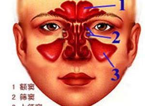 鼻黏膜和鼻甲萎缩