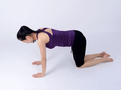减肥瑜伽妙方 推荐瑜伽跪姿瘦身减腿