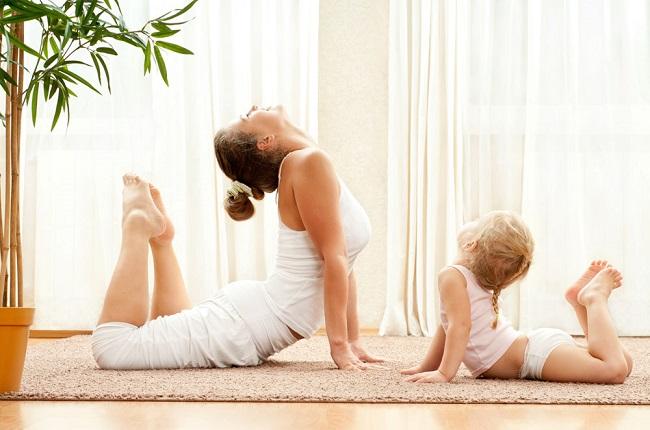 瑜伽动作也可以瘦臀? 教你如何紧实浑圆臀部