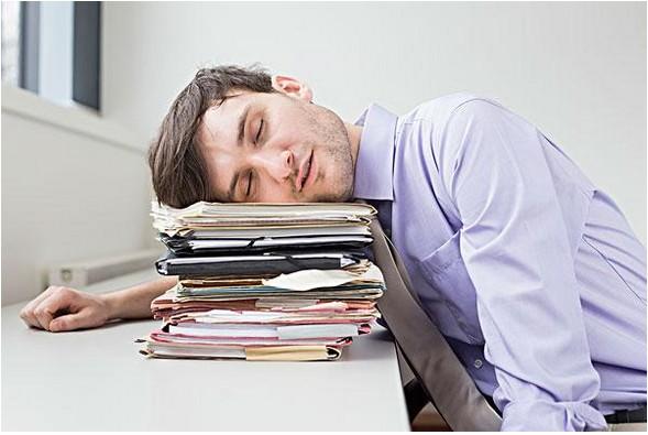 总觉得累睡不着?当心慢性疲劳综合征