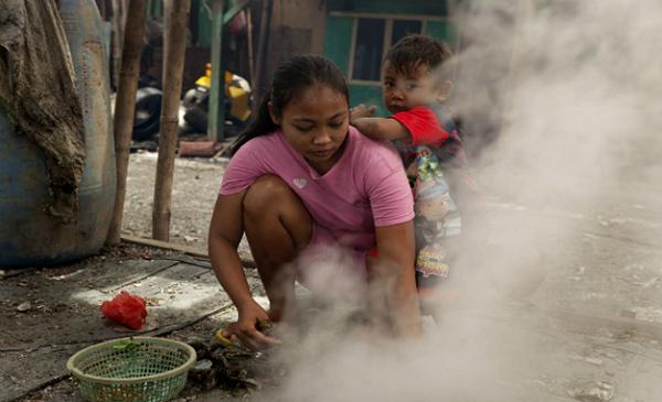 环境污染增加女性和儿童慢性病发病率和死亡率
