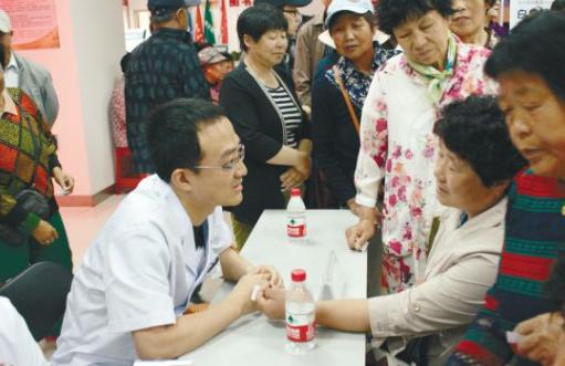 沈阳家庭医生签约服务覆盖率今年达到30%以上