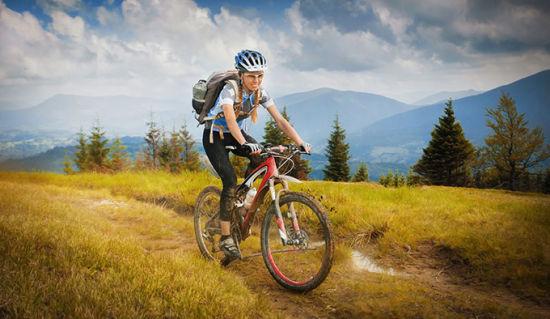 美研究证实:每周骑车半小时少得很多病