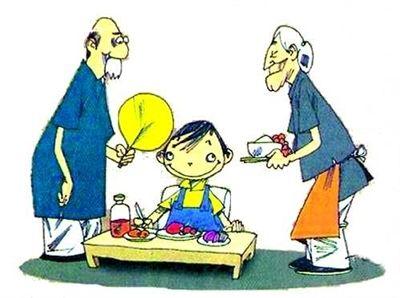 老人带孩子也有优势 如何跟老人沟通教育观