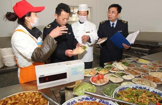 杭州五项举措加强学运会期间食品安全保障