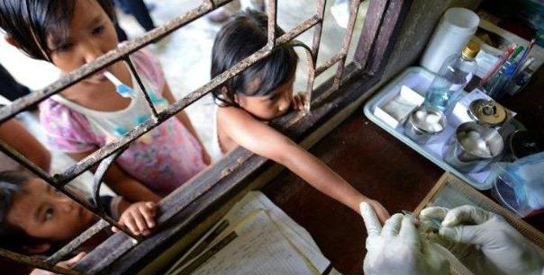 """""""超级疟疾""""在东南亚蔓延"""