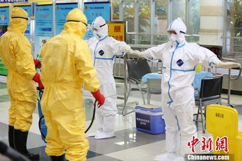 中国内地9月报告法定传染病65万余例
