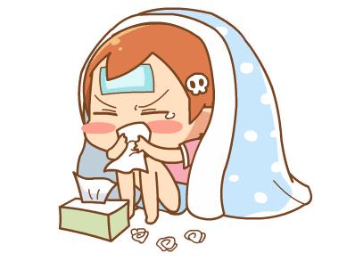 感冒时,鼻子为什么总是堵一边?