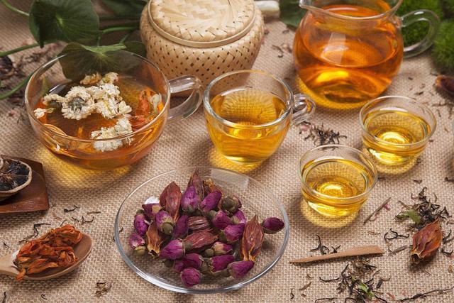 10种中药花茶,长期饮用反会致病,快看你有没也在喝这些?_拓诊卫生资讯